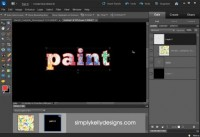 Create a title using patterned paper Thumbnail