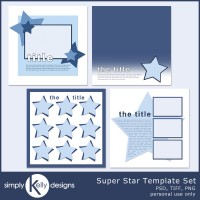 Super Star Templates