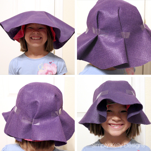 How To Make A Scarecrow Hat Felt scarecrow hat — crafthubs