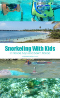 Snorkeling With Kids In The Florida Keys and South Florida