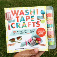 Crafty Elf On The Shelf and Washi Tape Crafts Book Review