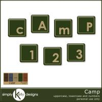 July Blog Train: Camp