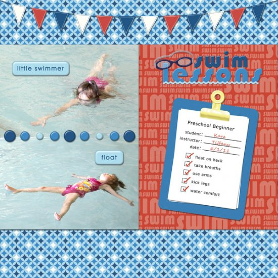 In The Pool Kit - Click Image to Close