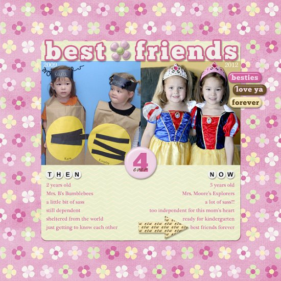 Best Friends Forever Kit - Click Image to Close