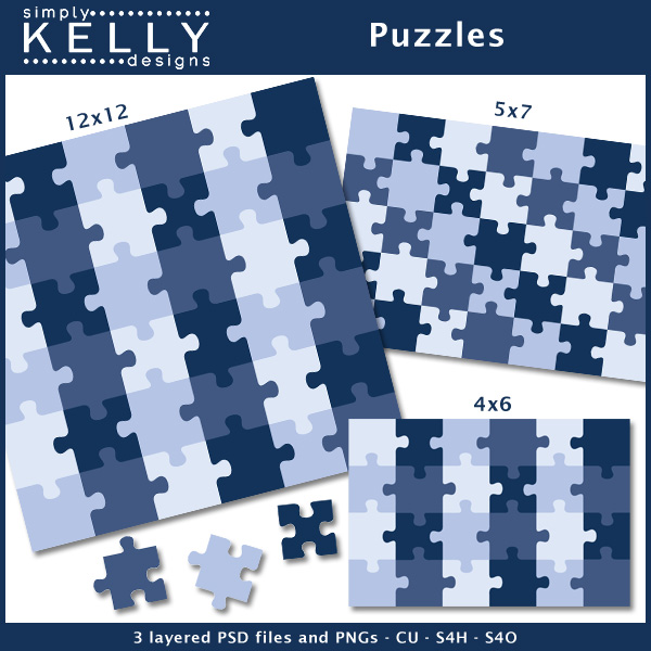 Puzzles Templates - Click Image to Close